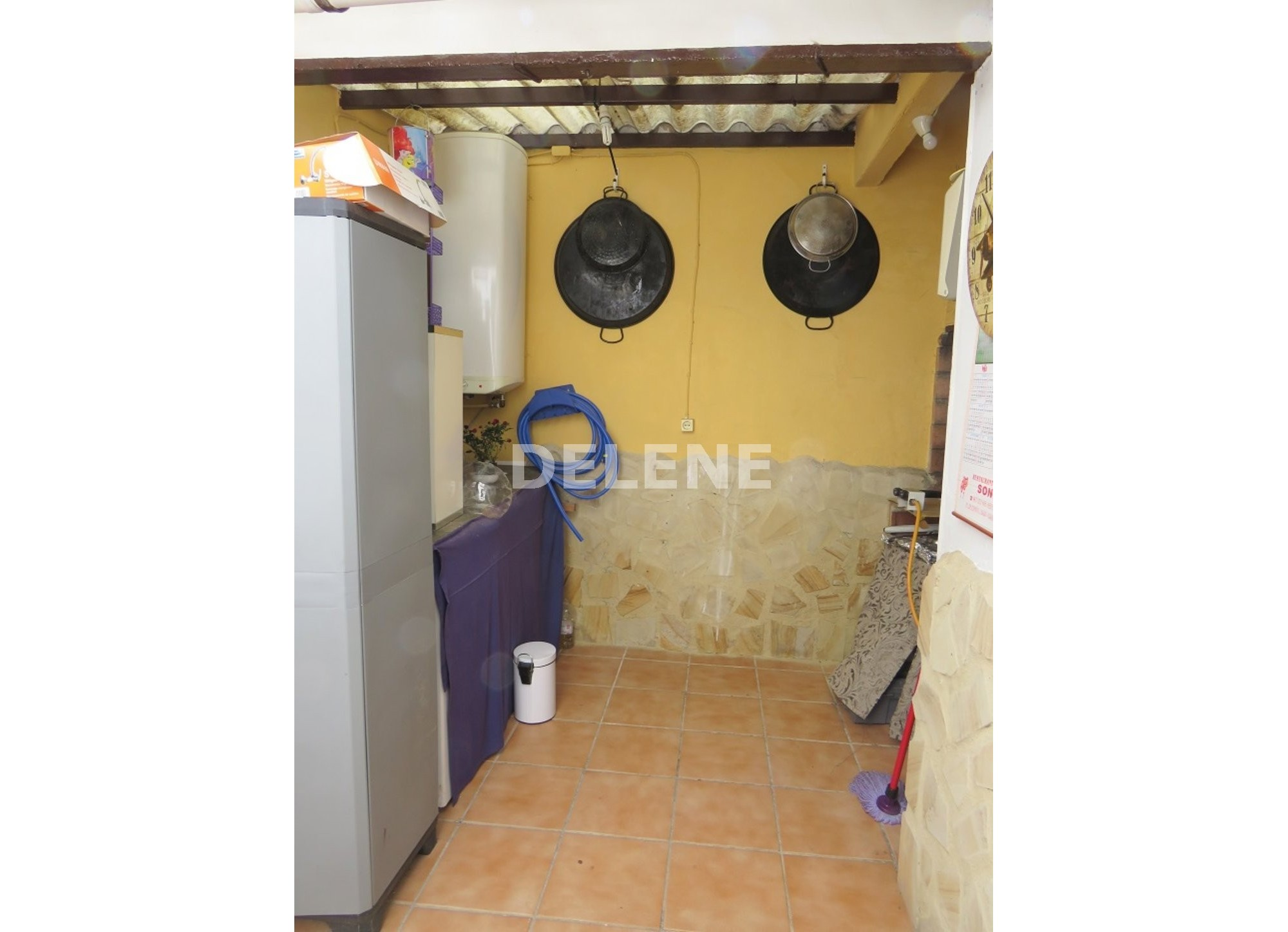 1612 Casa Amueblada Con Terraza Zona Correos Antiguo Inmobiliaria Delene